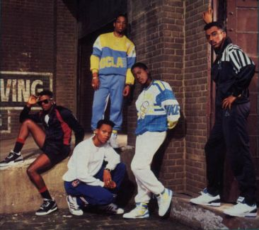New Edition pictures