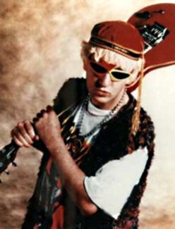 Captain Sensible pictures