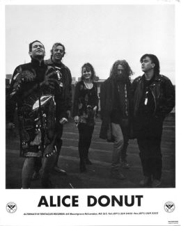 Alice Donut pictures