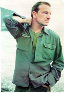 Bono pictures