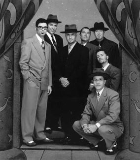 Big Bad Voodoo Daddy pictures