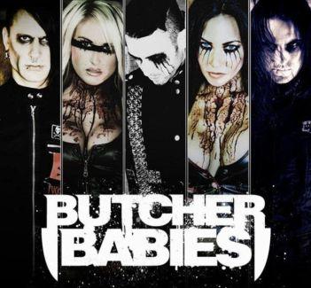 Butcher Babies pictures