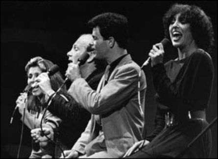The Manhattan Transfer pictures