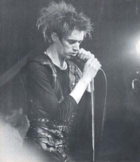 Blixa Bargeld pictures