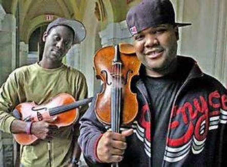 Black Violin pictures