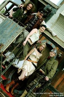 Abney Park pictures