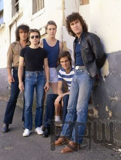 Cold Chisel pictures