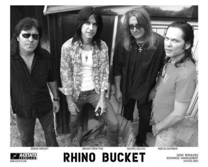 Rhino Bucket pictures