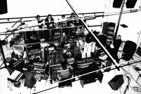 Apparat Organ Quartet pictures