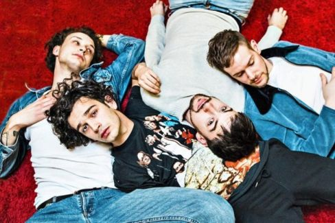 The 1975 pictures