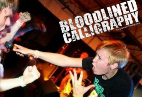 Bloodlined Calligraphy pictures