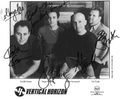 Vertical Horizon pictures