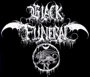 Black Funeral pictures
