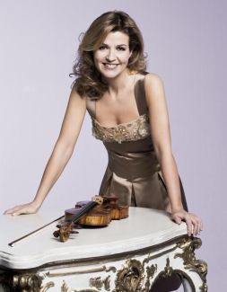 Anne-Sophie Mutter pictures