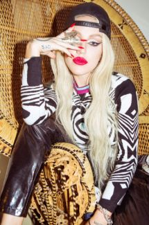 Brooke Candy pictures