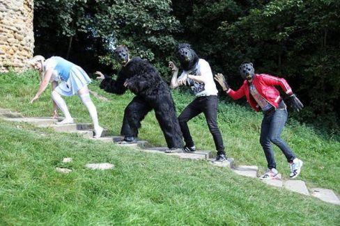 Bearfoot Beware pictures