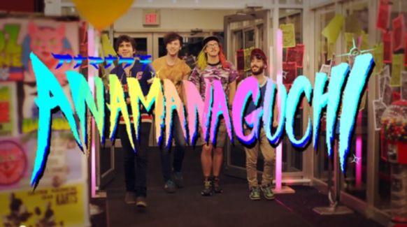Anamanaguchi pictures