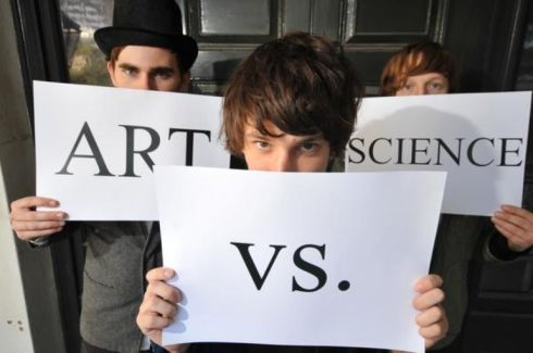 Art vs. Science pictures