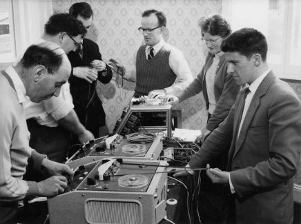 BBC Radiophonic Workshop pictures