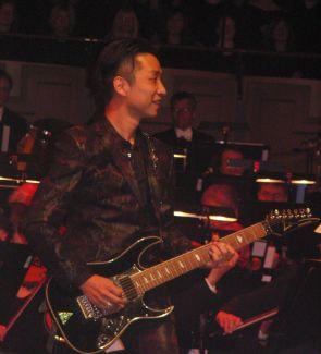 Akira Yamaoka pictures
