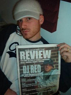 DJ Red pictures