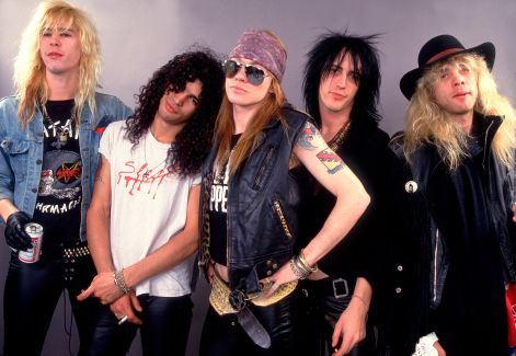 Guns N' Roses pictures