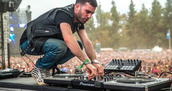 A-Trak pictures