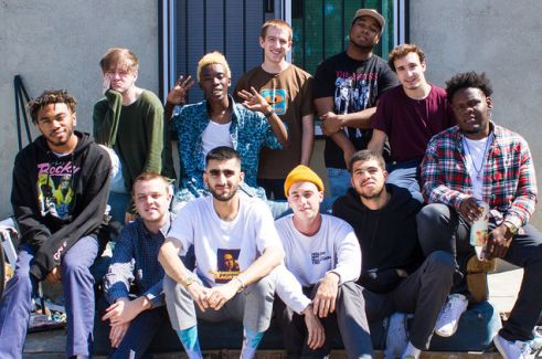 BROCKHAMPTON pictures