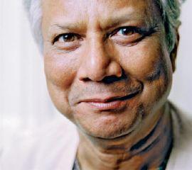 Muhammad Yunus Speaker Bio
