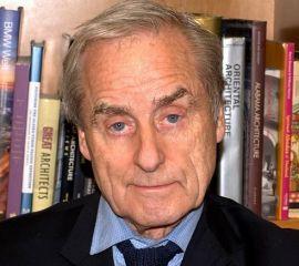 Sir Harold Evans Speaker Bio