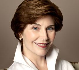 Laura W. Bush Speaker Bio