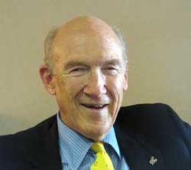 Alan Simpson Speaker Bio