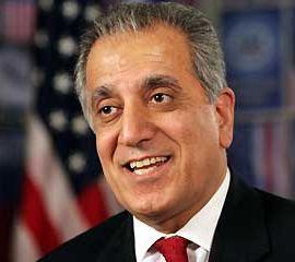 Zalmay Khalilzad Speaker Bio