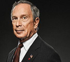 Michael Bloomberg Speaker Bio
