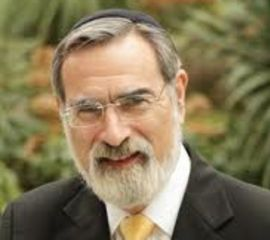 Jonathan Sacks (Rabbi Lord) Speaker Bio