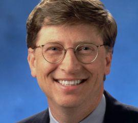 Bill Gates Speaker Bio