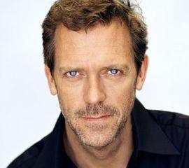 Hugh Laurie Speaker Bio