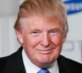 Donald Trump Speaker Bio