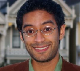 Farhad Manjoo Speaker Bio