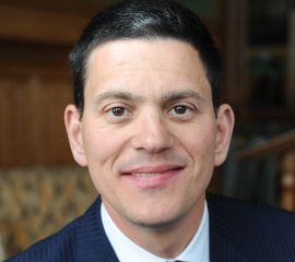 David Miliband Speaker Bio