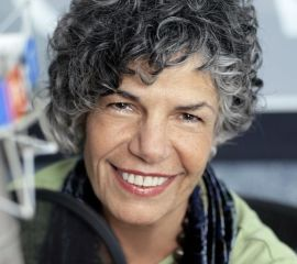 Susan Stamberg Speaker Bio