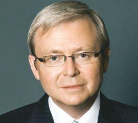 Kevin Rudd Speaker Bio