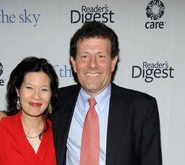 Nicholas Kristof & Sheryl WuDunn Speaker Bio
