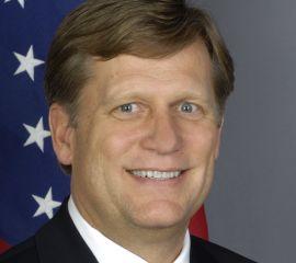 Michael McFaul Speaker Bio