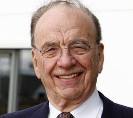 Rupert Murdoch Speaker Bio