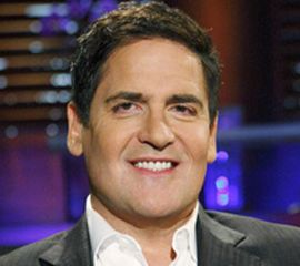 Mark Cuban Speaker Bio