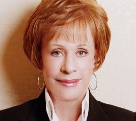 Carol Burnett Speaker Bio