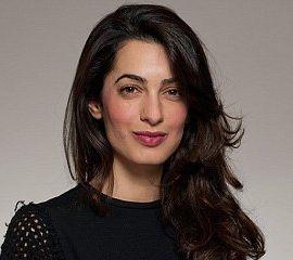 Amal Clooney Speaker Bio