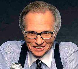 Larry King Speaker Bio
