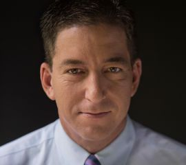 Glenn Greenwald Speaker Bio